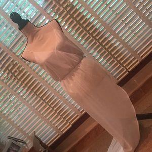 NWT Creamy colored Dress 👗